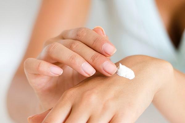 Руки и защита от солнца