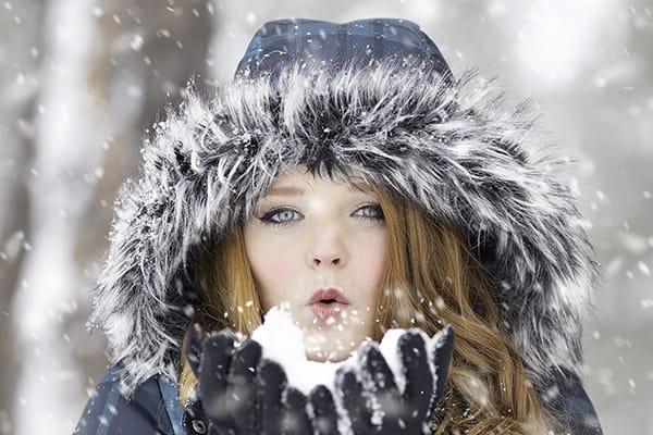 Сезонные изменения кожи и зимний уход. Часть 1